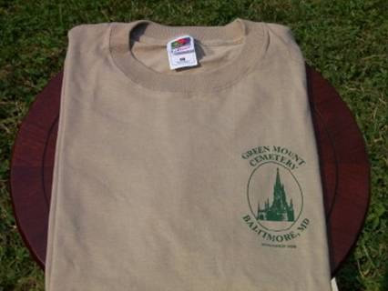 Green Mount Cemetery T-Shirts